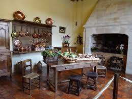 cuisine chateau le château intérieur cuisine picture of chateau de villandry