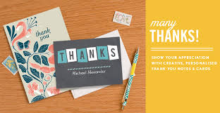 thank you postcards photo thank you cards simply to impress
