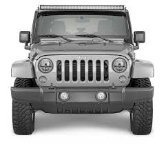 jeep liberty light bar quadratec j5 light bar with fasttrack mounting system u0026 3