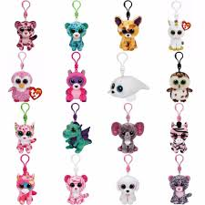 ty beanie boo clips key chain pack clip bnwt choose