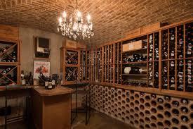 Wine Cellar Basement How To Start A Wine Cellar