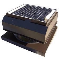 solar fans solar vents