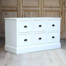 Lateral Wood Filing Cabinets Antique White Wood File Cabinet Pottery Barn Filing Cabinet