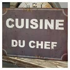 cuisine plaque plaque métal rétro décoration cuisine vintage antic line boutique