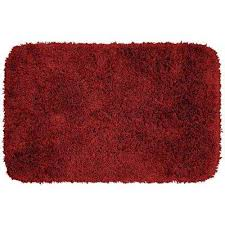 bathroom accent rugs red machine washable bath rugs mats mats the home depot