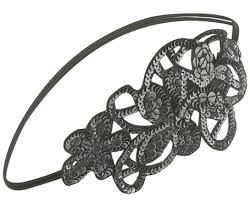 sequin headbands sequin leaf headband omiru style for all