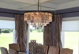 Drum Shade Chandelier Lighting Attractive Drum Shade Chandeliers In Madison Wisconsin