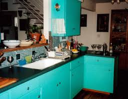 1960s Kitchen by The Passionate Maker
