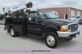 ford f550 utility truck for sale 2000 ford f550 duty xlt utility truck item h8968 s