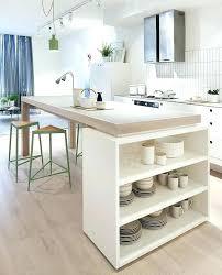 cuisine avec ilot central et table cuisine avec ilot central table ractractable cuisine cuisine ilot