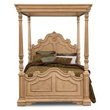 Wood Canopy Bed Frame Queen by Bedroom Mesmerizing Queen Canopy Bed Frame With Modern Look