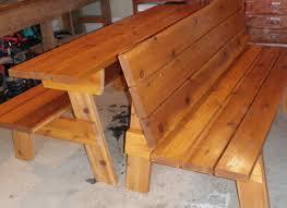 picnic table converts to bench patio pergola folding patio table momentous balau outdoor