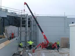 contract lift hire lift mini crane hire