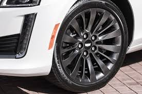Mustang Black Chrome Wheels 2016 Cadillac Ats And Cts Add Black Chrome Package Automobile