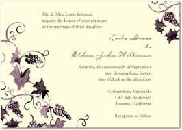Winery Wedding Invitations Wine Wedding Invitations