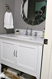Vanity Ideas For Small Bathrooms Powder Room Vanities Ideas Today S Creative