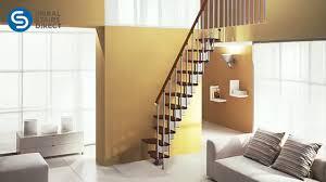 mini plus space saver staircase kit features video youtube