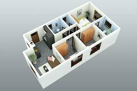 Three Bedroom Design Small 3 Bedroom House Plans Mekomi Co