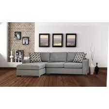 double cuddler sectional sofa wayfair