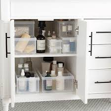 kitchen sink cabinet storage ideas bathroom storage bath organization bathroom organizer