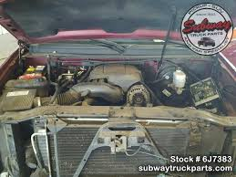 used parts 2007 chevrolet suburban 1500 4x2 5 3l v8 subway truck