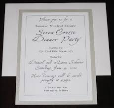 formal luncheon invitation wording formal dinner invitation wording sles