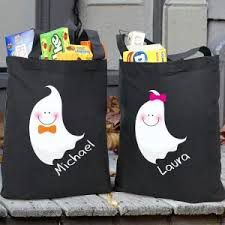 personalized trick or treats bags giftsforyounow