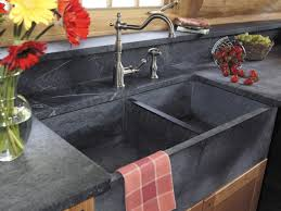 Different Type Of Countertops Kitchen Black Glass Backsplash Kitchen Small Designs With Island Different