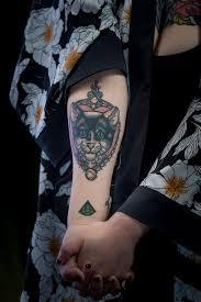 zombie nurses eyeballs pokemon and cats six amazing tattooed