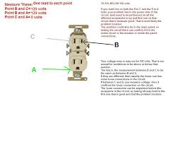 i have a 110v 15 amp circuit with 3 prong grounded receptacles
