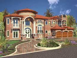 6 Bedroom House Plans Luxury Spanish Luxury Mediterranean House Plansccedd Luxury Homes In