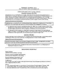 aviation resume exles aviation management resume sales management lewesmr