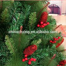 Decorated Artificial Christmas Wreaths For Sale by Waterproof Styrofoam Artificial Christmas Berries For Christmas