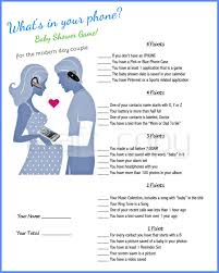 what s included baby shower game printable game for couples by 31flavorsofdesign
