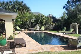 Backyard Pool Ideas Pictures Florida Custom Swimming Pool Gallery Pool Designs By Crown Pools
