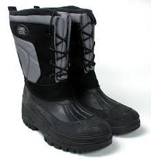 labo men u0027s winter boots waterproof shoes 620 black 7 ebay