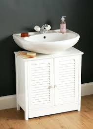 Bathroom Pedestal Sink Storage Cabinet by Pedestal Sink Storage Solution U2013 Meetly Co