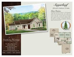 the sugarloaf u2013 southern heritage homes