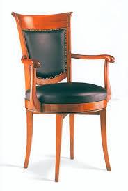 fauteuil de bureau en bois pivotant fauteuil de bureau pivotant vazard