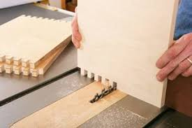 Woodworking Joints Router by Building Box Joint Jig For A Handheld Router Woodworking Blog