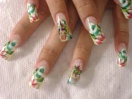 tulipan y betty boop nail art archive style nails magazine
