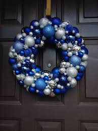 Blue Christmas Tree Decorations Ideas by Blue And Silver Christmas Tree Decorations Best Celebration Day
