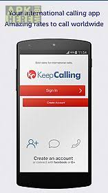 best calling app for android keepcalling best calling app for android free at apk