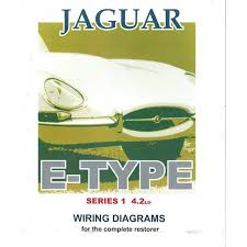 e type series 1 4 2 litre wiring diagram book 9191