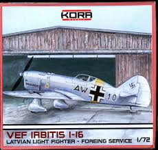 kora models 1 72 vef irbitis 1 16 latvian light fighter