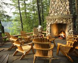 Patio Furniture In Nj by 198 Best Outdoor Fireplace Ideas Images On Pinterest Terraces