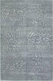 Silver Grey Rug Grey Blue Rug Roselawnlutheran