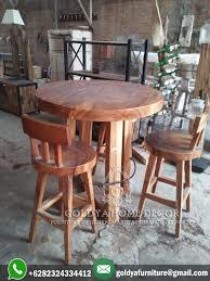 mejabar dari kayu trembesi solid yang langsung diproduksi oleh para