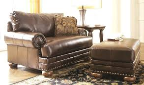 Large Armchair Ottoman Chairs With Ottoman Astonishing Oversized For Living