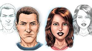 how to draw comic book faces for beginners udemy